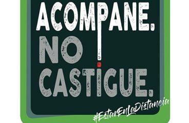 Más de 100 organizaciones en Argentina adhieren a la Declaración Acompañe, No Castigue 2020