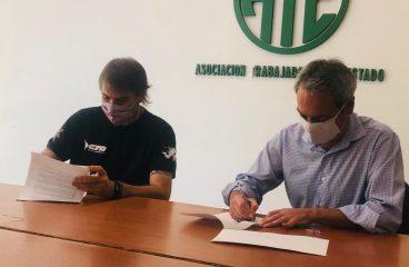 Firmamos un convenio con ATE Capital: crece nuestra Asociación fortaleciendo los vínculos con la comunidad